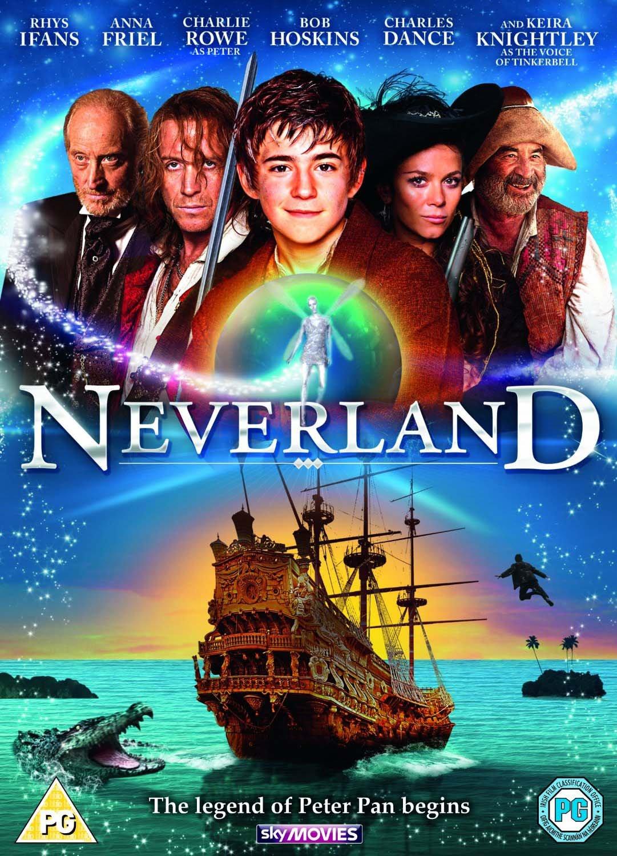 Locandina - Neverland
