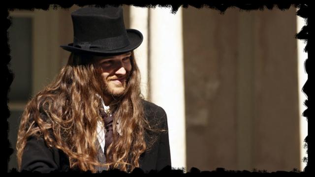 Federico Galliano - Il viaggiatore inglese